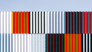 3840x2160 Wallpaper architecture, wall, minimalism, color, symmetry