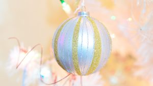 3840x2160 Wallpaper christmas decorations, christmas, new year