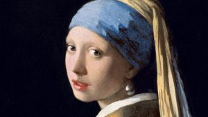 3840x2160 Wallpaper johannes vermeer, girl with a pearl earring, oil, canvas, art