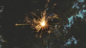 3840x2160 Wallpaper bengali fire, sparks, holiday