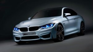 3840x2160 Wallpaper bmw, iconic lights, f82, front view