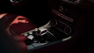 3840x2160 Wallpaper car, control panel, buttons, levers, switches