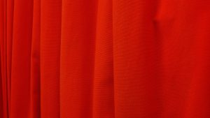 3840x2160 Wallpaper cloth, folds, texture, red