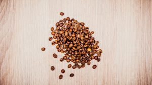 3840x2160 Wallpaper coffee beans, coffee, roasted