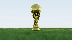 3840x2160 Wallpaper goblet, fifa world cup, football, trophy, championship