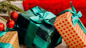 3840x2160 Wallpaper gifts, boxes, christmas, new year, holiday