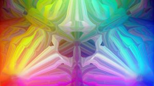 3840x2160 Wallpaper kaleidoscope, pattern, colorful, abstraction