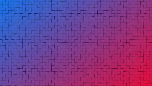 3840x2160 Wallpaper pattern, cubes, gradient, lines, abstraction, shade