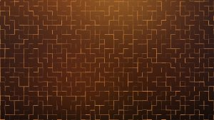 3840x2160 Wallpaper pattern, lines, gradient, abstraction, brick, brown