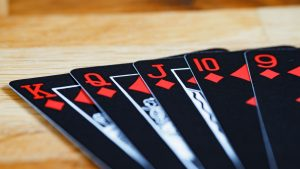 3840x2160 Wallpaper playing cards, cards, game