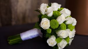 3840x2160 Wallpaper roses, flowers, bouquet, wedding, happiness