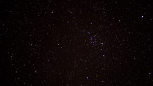 3840x2160 Wallpaper starry sky, stars, constellations, space, astronomy